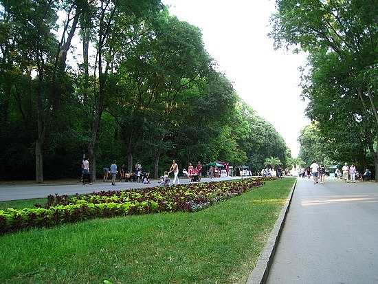 Primorski Park ...