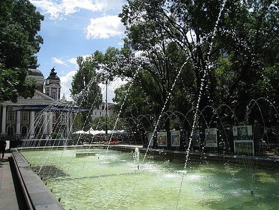 City Park ...