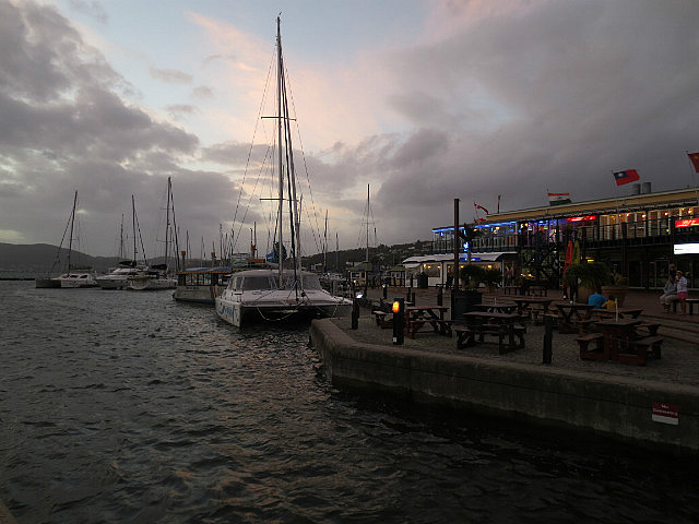 Knysna's Harbour