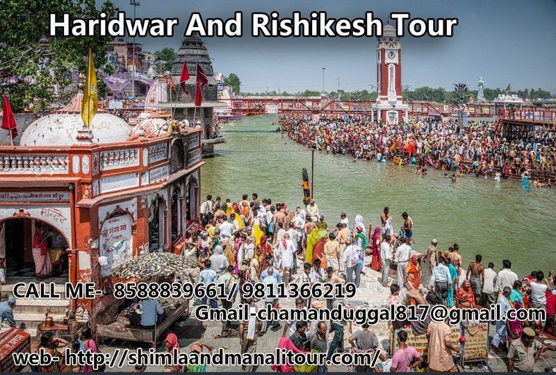 Haridwar Rishikesh Tour,  Mussoorie Tour from Delhi
