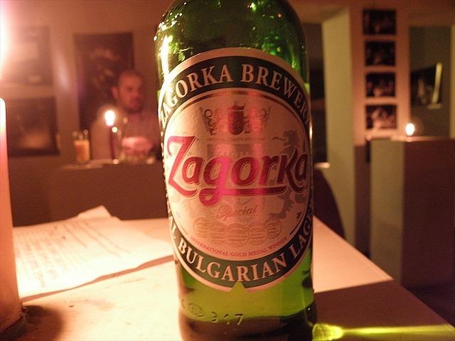 Local brew, Bulgaria