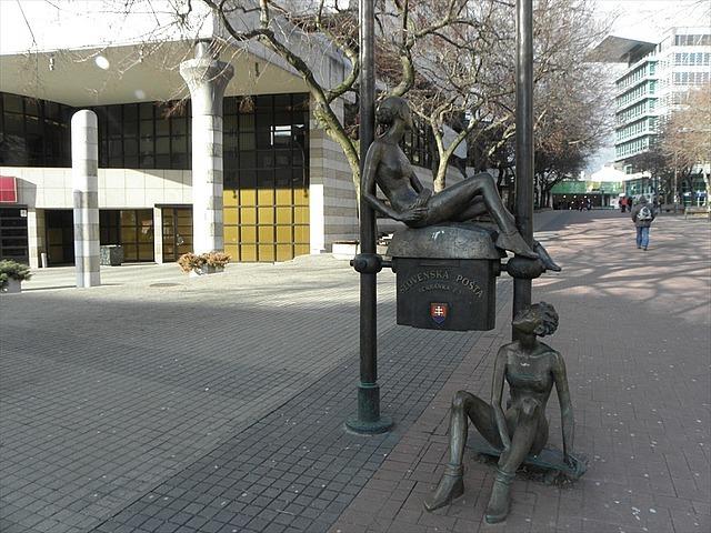 The mailbox people, Bratislava