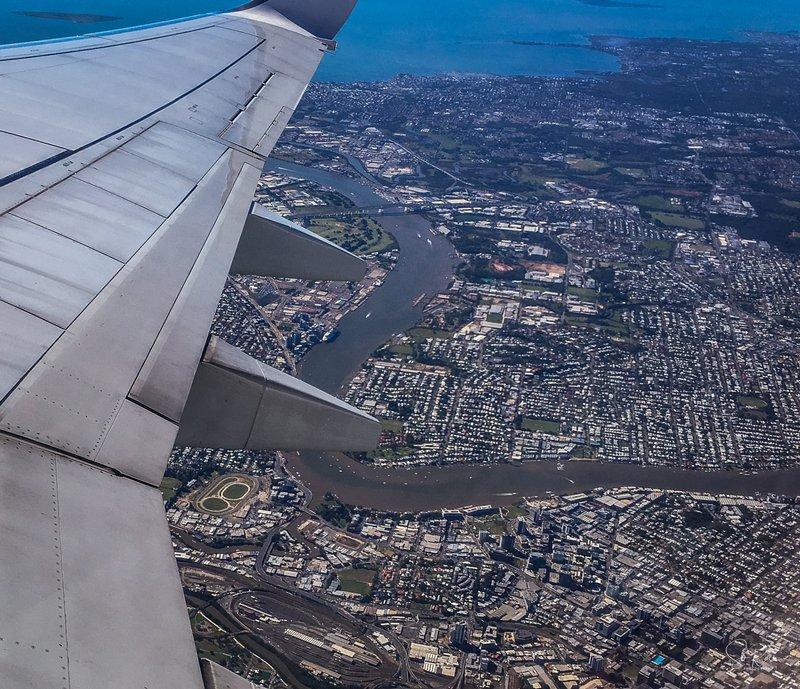 Bye Brisbane