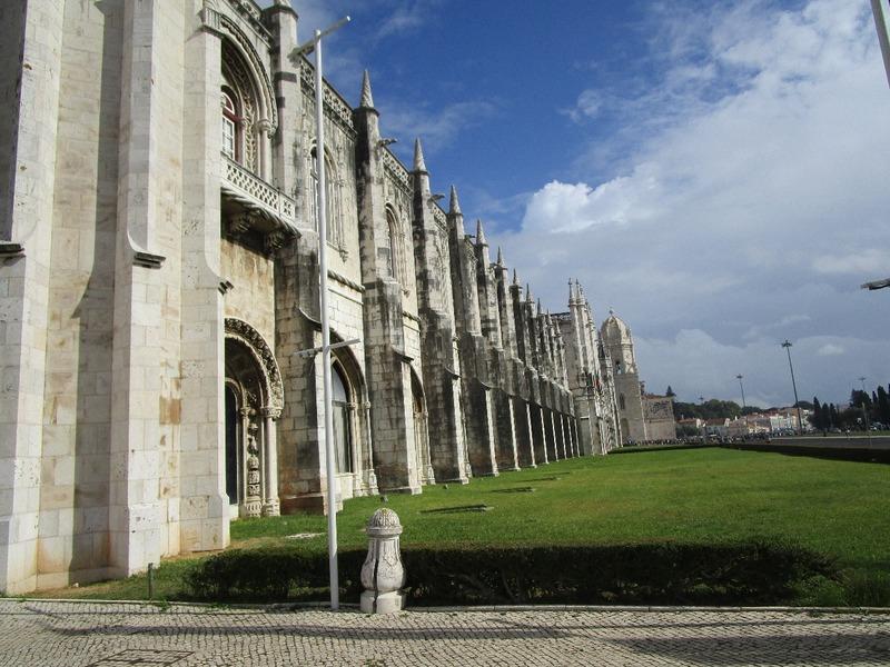 Lisbonne-Mostiero de Jeronimos-10