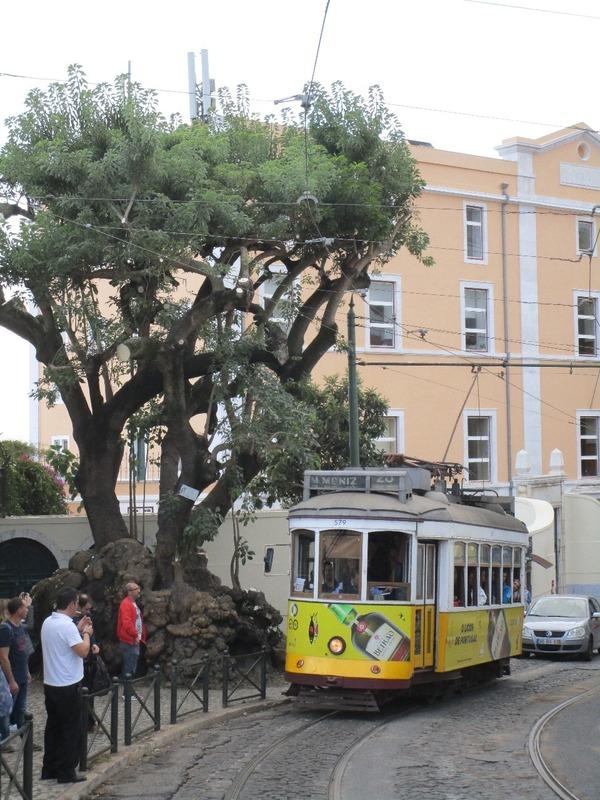 Lisbonne-Quartier Alfama-3