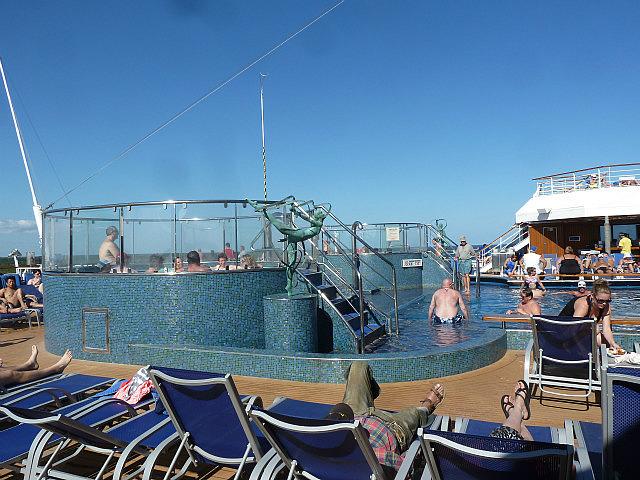 Enfin la relaxation a bord du bateau