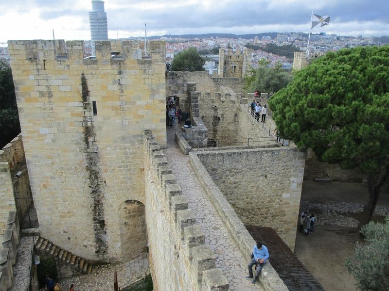Lisbonne-Castelo Sao Jorge -2