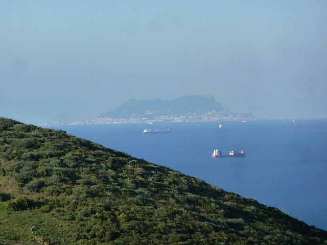 Détoit et Rock de Gibraltar