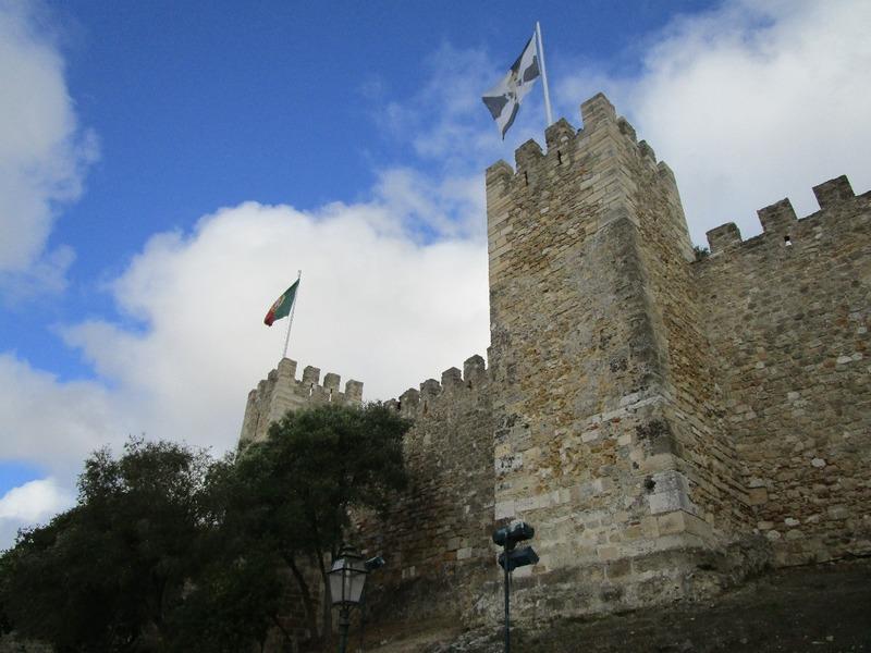 Lisbonne-Castelo Sao Jorge -1