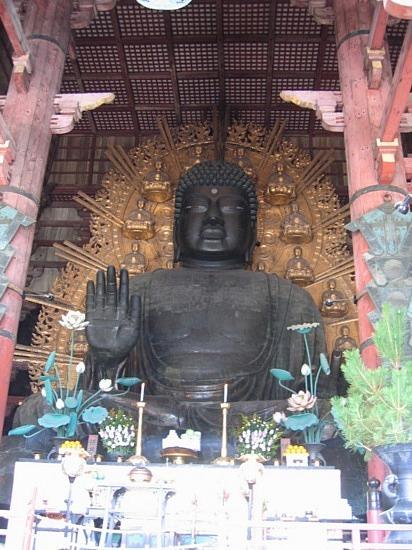 Plus gros Buddha bronze - Biggest bronze Buddha