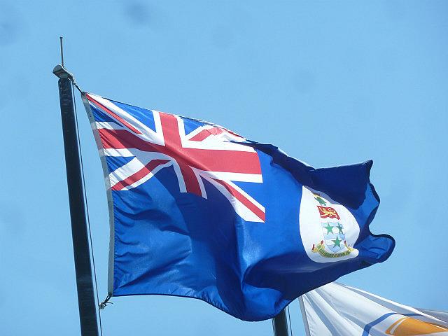 Drapeau de l'ìle Cayman