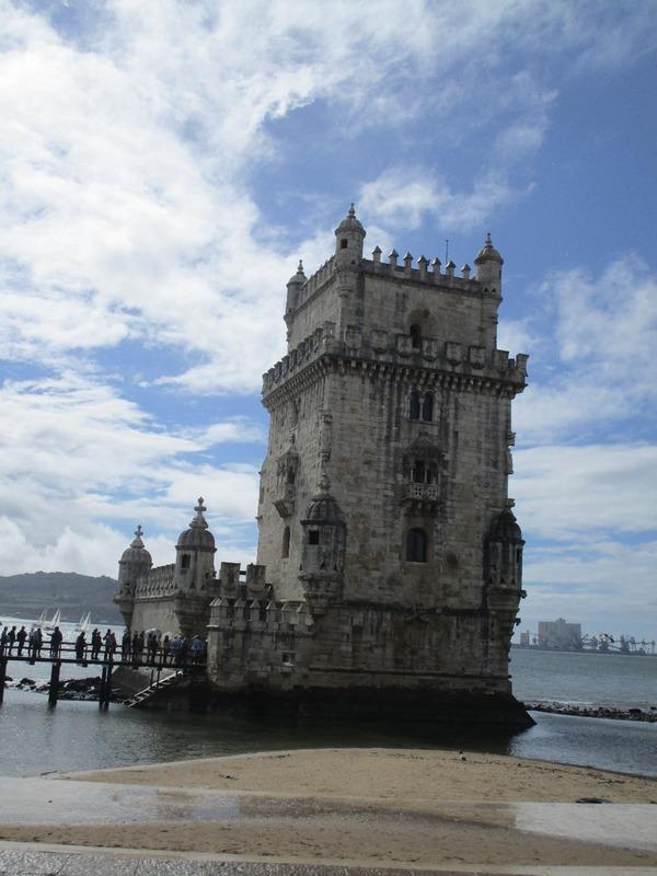 Lisbonne-Torre de Bélem-4
