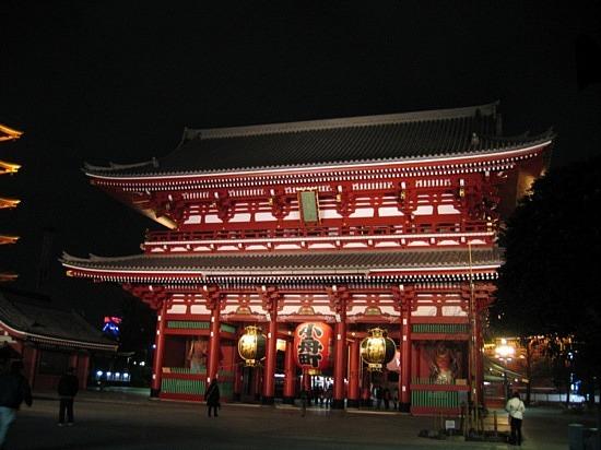 Tokyo #3 (Hozomon gate)
