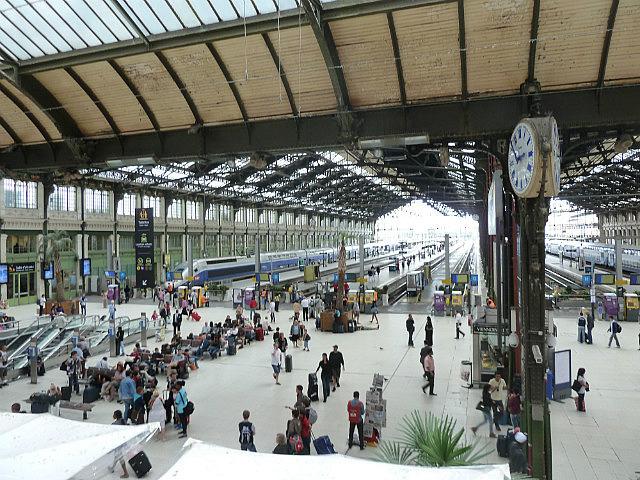 Gare Lyon-2