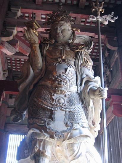 Todai-ji temple #7
