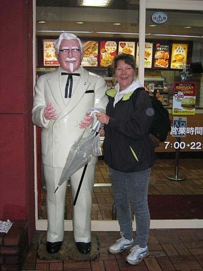 Le colonel en personne - Colonel in person