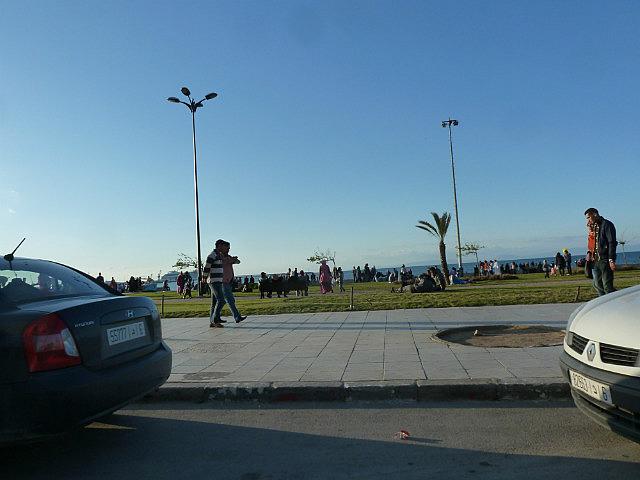 Plage de Tanger