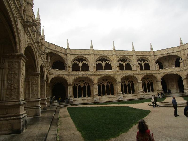 Lisbonne-Mostiero de Jeronimos-4
