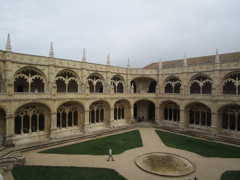 Lisbonne-Mostiero de Jeronimos-8