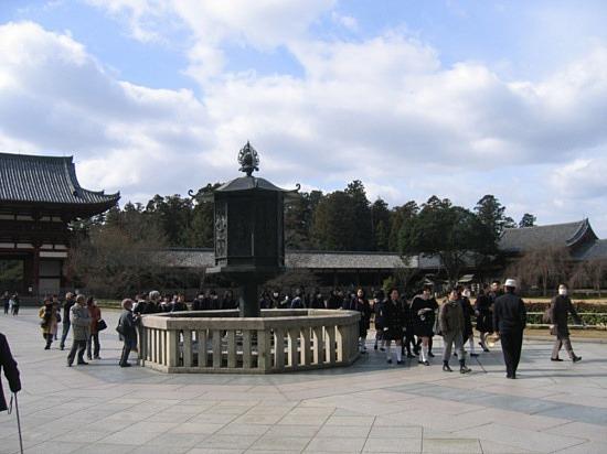 Todai-ji temple #10