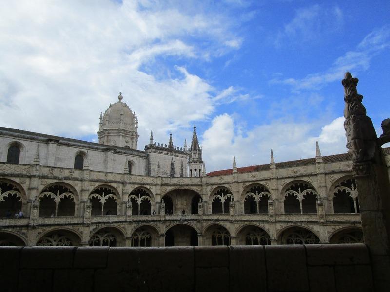 Lisbonne-Mostiero de Jeronimos-9
