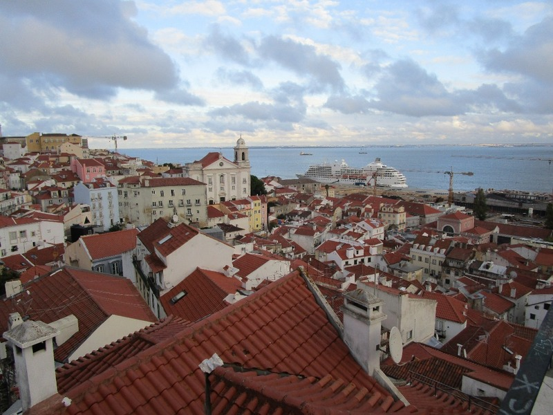 Lisbonne-Castelo Sao Jorge -3