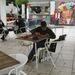 Lisbonne-Artiste au travail