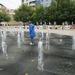 France s'amuse avec les fontaines
