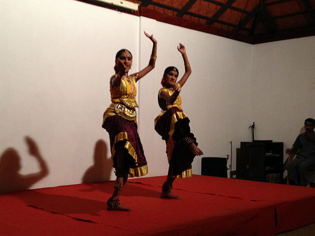 Traditional Dance troupe