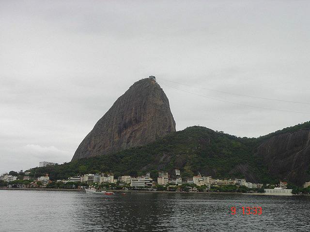 Farewell Rio