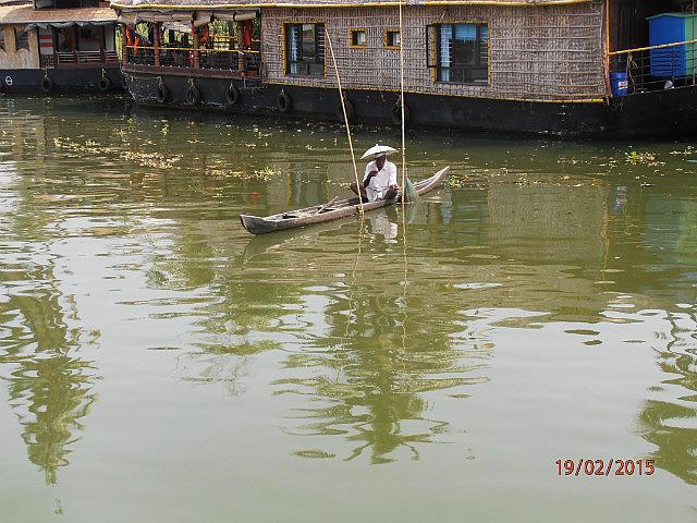 Alleppey - Kerala Backwater