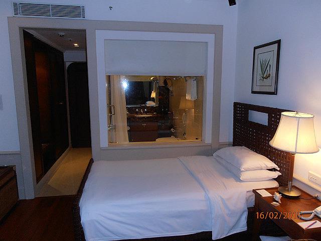 Cochin Taj Hotel room No.1