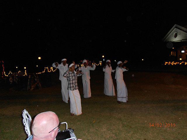 Tamil Nadu Dance performance