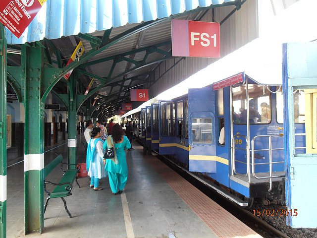 "Ooty ""Toy Train"" to Coonoor"