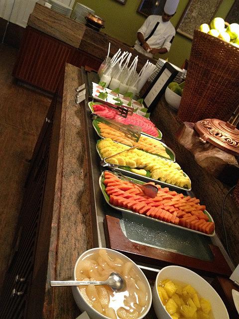 Taj Hotel Buffet