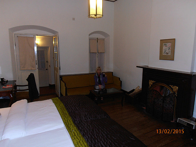Savoy Hotel - Our Room