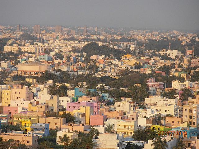 Madurai City Scape