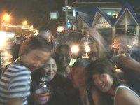 Spinning around Pattaya