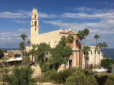 St Peters Church Old Jaffa