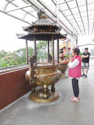 Zangshan Temple