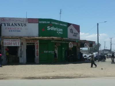agrovet and safaricom