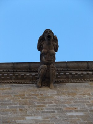 Historic Gargoyles