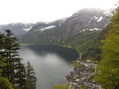 Hallstatt view