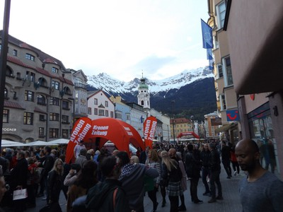 Innsbruck street fair