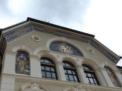 Liechtenstein building