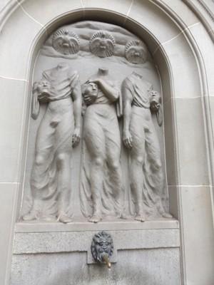 fun sculpture in Zurich