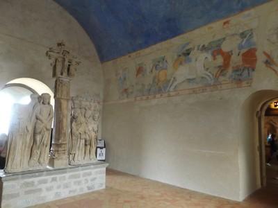 Inside Carcassonne