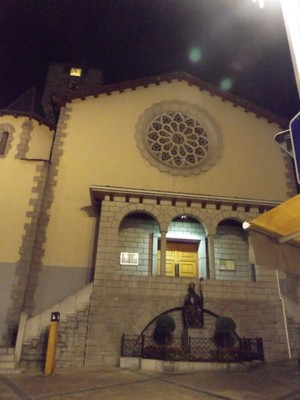 Andorra building