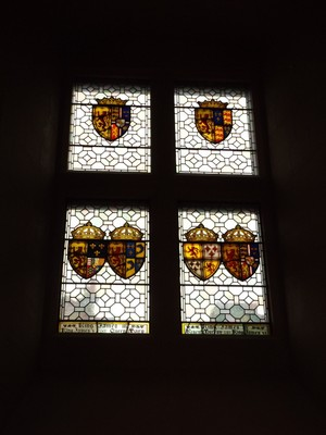 Coat of Arm Stained Glass