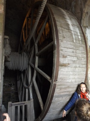 big lifting wheel